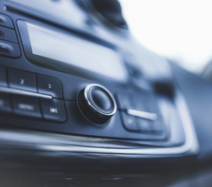 Kokpit samochodu